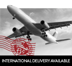 International delivery available