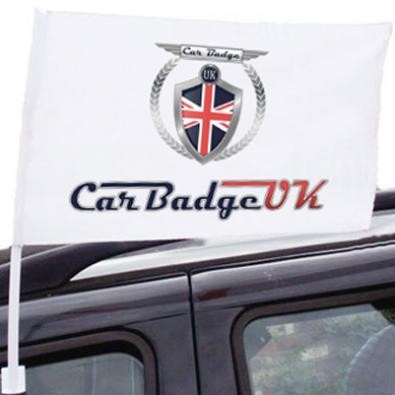 Custom Made Car Flags