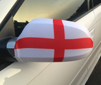 England Car Mirror Flag