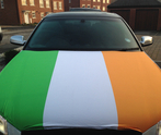 Ireland Car Bonnet Flag
