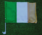 Ireland Car Window Flag