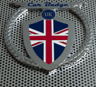 Custom Made Car Badges